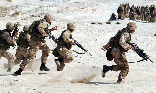 Vajon a honvédségi béremelés után futnak a katonák?